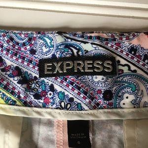 Paisley Express shorts